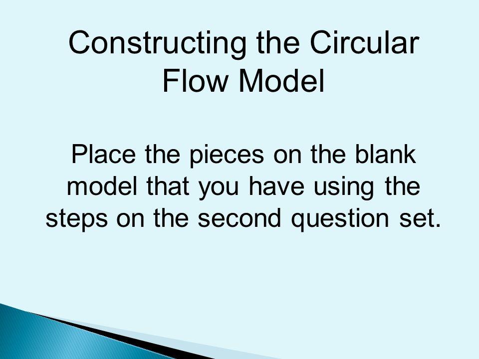Blank Circular Flow Model