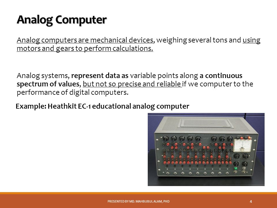 Introducing Computer Systems Lecture 1 2 Introducing Computer