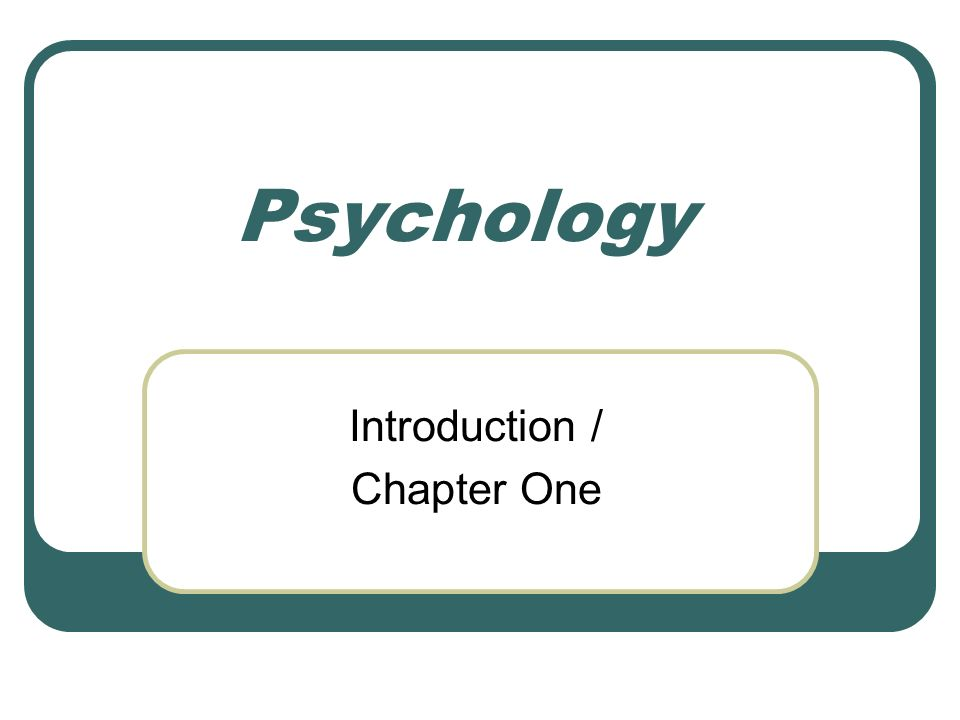 introduction to psychology chapter 1 notes Psychology 150 lecture notes dr howard lee these notes are here for the purpose of facilitating chapter 1 chapter 2 chapter 3 chapter 4 exam 1 chapter 6.