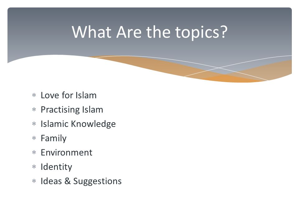 al siraat college student survey islamic lifestyle ppt  3