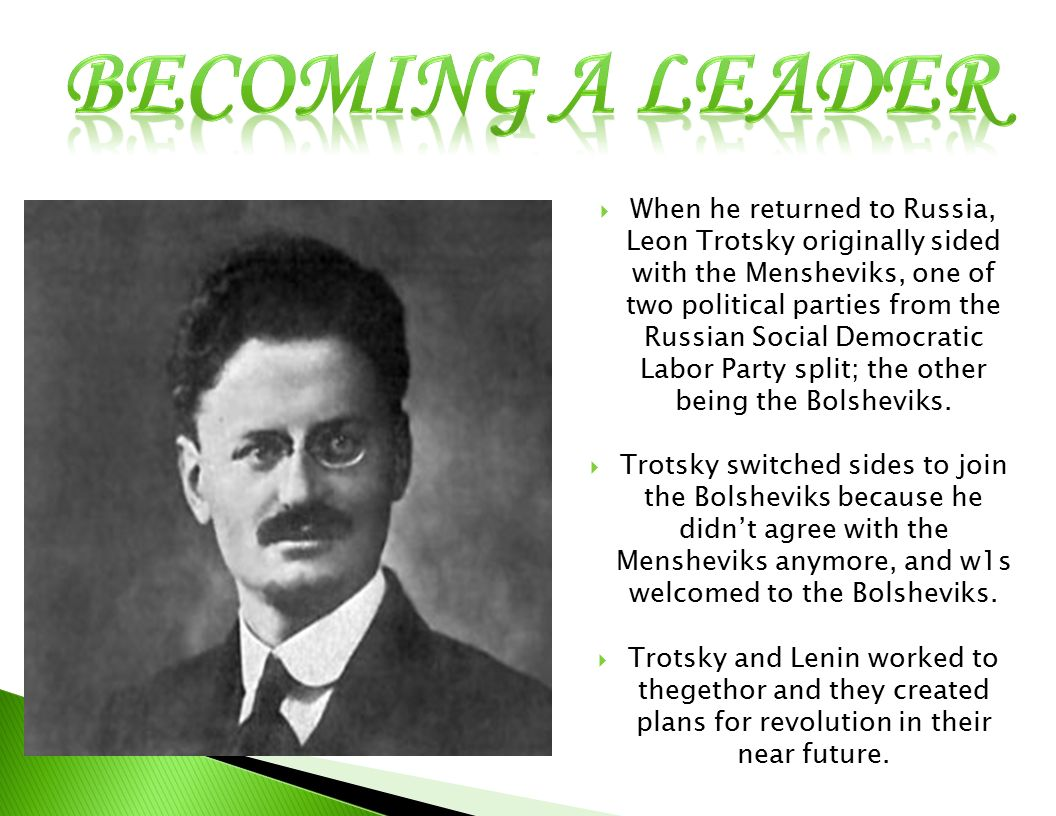 a life and career of lev davidovich bronstein leon trotsky Leon trotsky (1879-1940) - leon trotski, pseudonym of leib or lev davidovich bronstein russian jewish revolutionary leader and soviet politician, a close friend of lenin trotsky's theory of permanent revolution became unpopular after stalin had gained power in the soviet union trotsky was assassinated by one of stalin's agents.