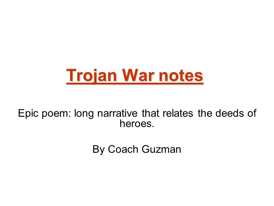 essay on trojan war Essay the trojan war took place more than a few thousand years ago in ancient greece it was a war waged by the greeks on the city of troy this war.