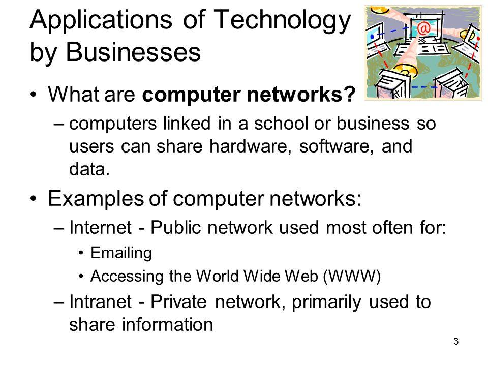 applications of computer essay