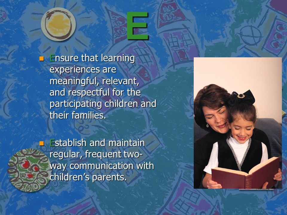 Z n Zones that include safe, age-appropriate equipment and play spaces should be provided, whether inside the classroom or outside on a playground.