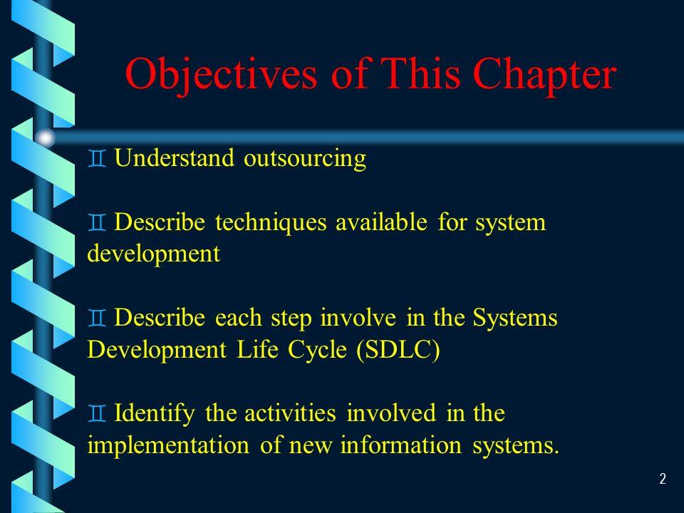 1 System Development Chapter 19
