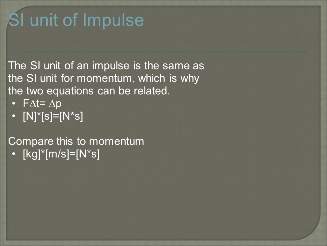 Group max shulan and miuki when a sport coach tells his team si unit of impulse the si unit of an impulse is the same as the si buycottarizona