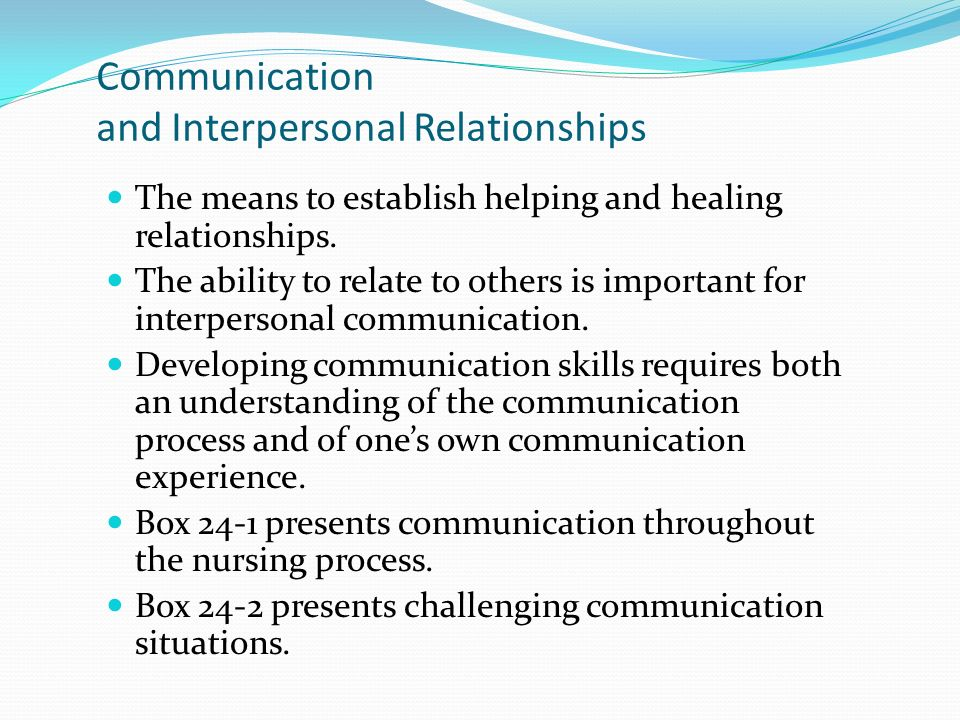 communication in professional nursing essay Unlv theses, dissertations, professional papers, and capstones 5-1-2015 intraprofessional nursing communication and collaboration: apn-rn-patient bedside.