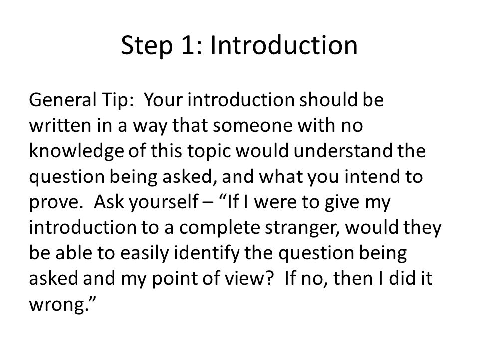 how do you write an introduction paragraph for a persuasive essay Like writing the title, you can wait to write your introductory paragraph until you are done with the body of the paper some people prefer to do it this way since they want to know exactly where their paper goes before they make an introduction to it.