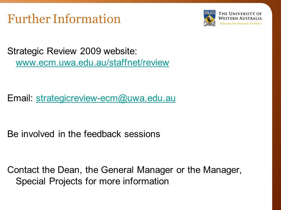 student email uwa