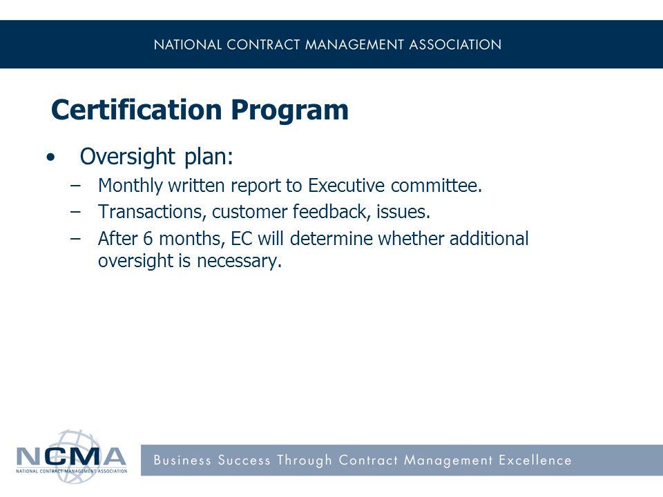Contract Management Certificate Program 5378021 - ginkgobilobahelp.info