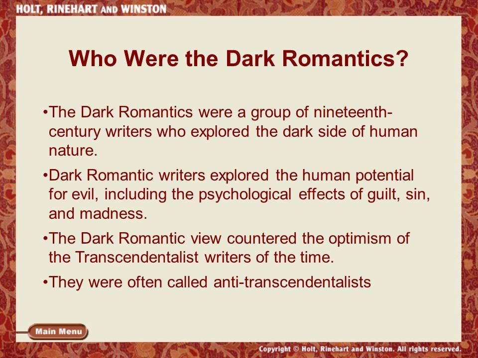 Question about Romantic poets and Romanticism?