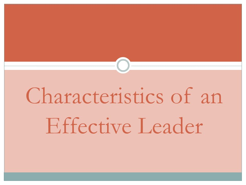 Other Leadership Styles