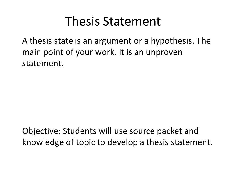 a thesis statement is similar to Start studying writing your topic sentence or thesis statement learn vocabulary, terms, and more with flashcards, games, and other study tools.
