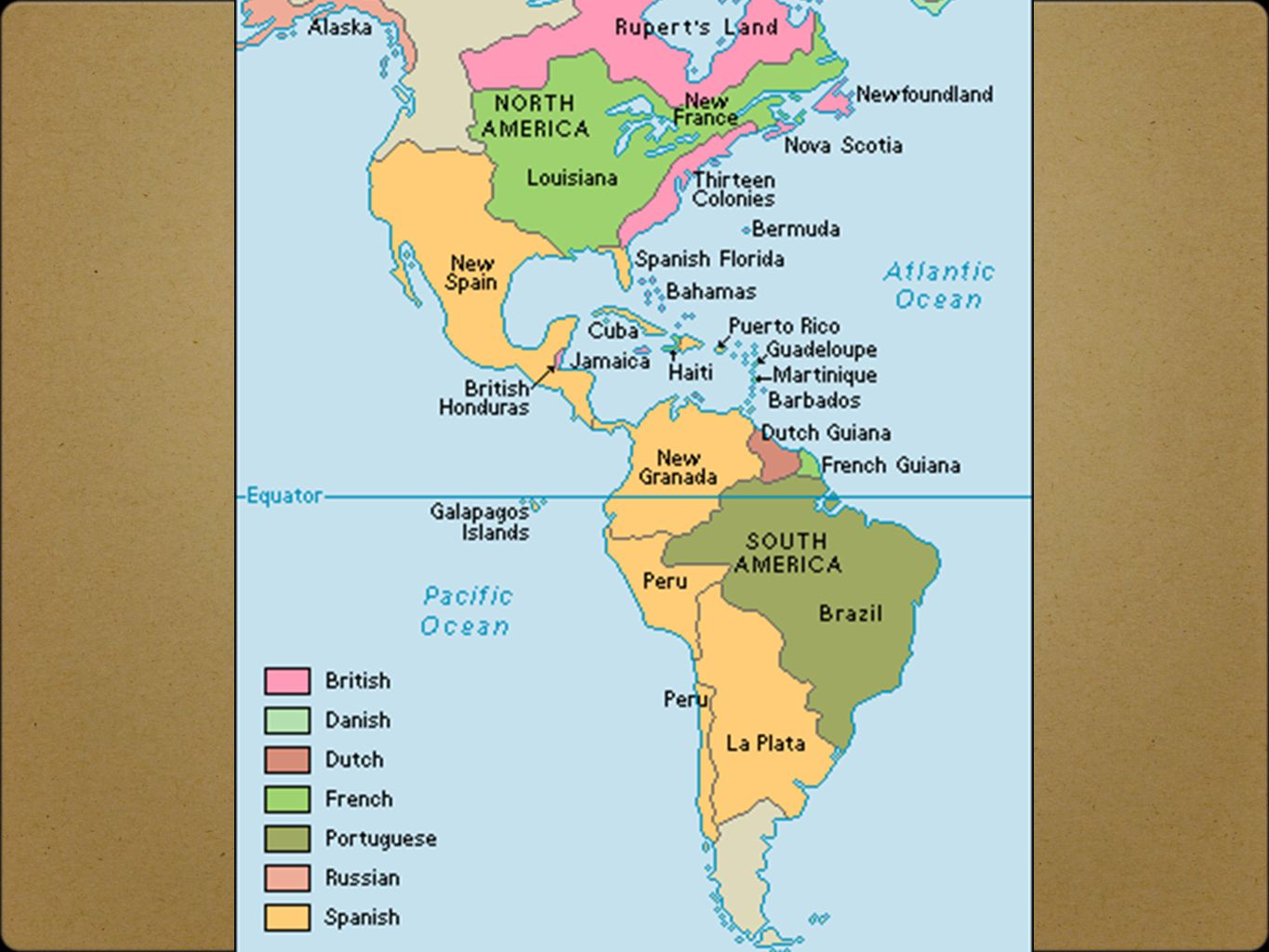 spanish and english methods of colonization Compare and contrast the spanish methods of colonization with the british in from hist 2055 at lsu.