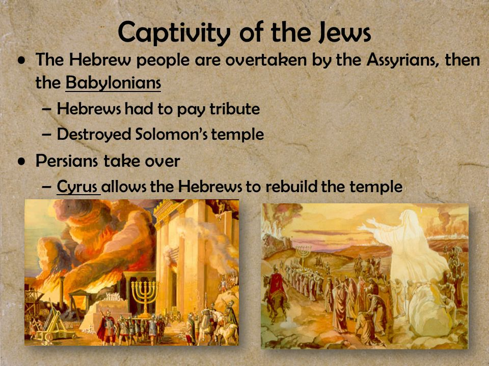 judaism and the hebrew people