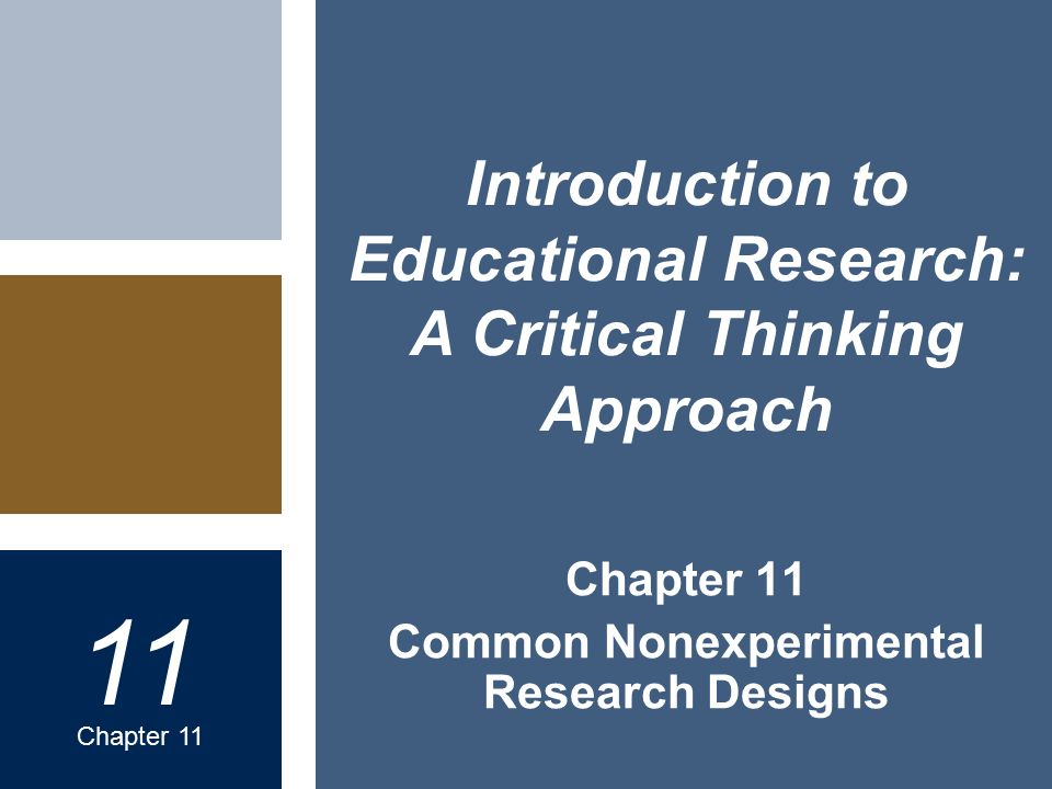research and critical thinking Critical thinking is much more than the new buzz word in education most the routledge international handbook of research of teaching thinking.