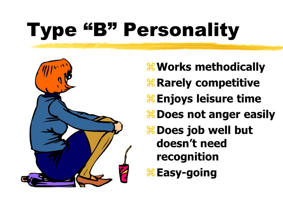 type z personality