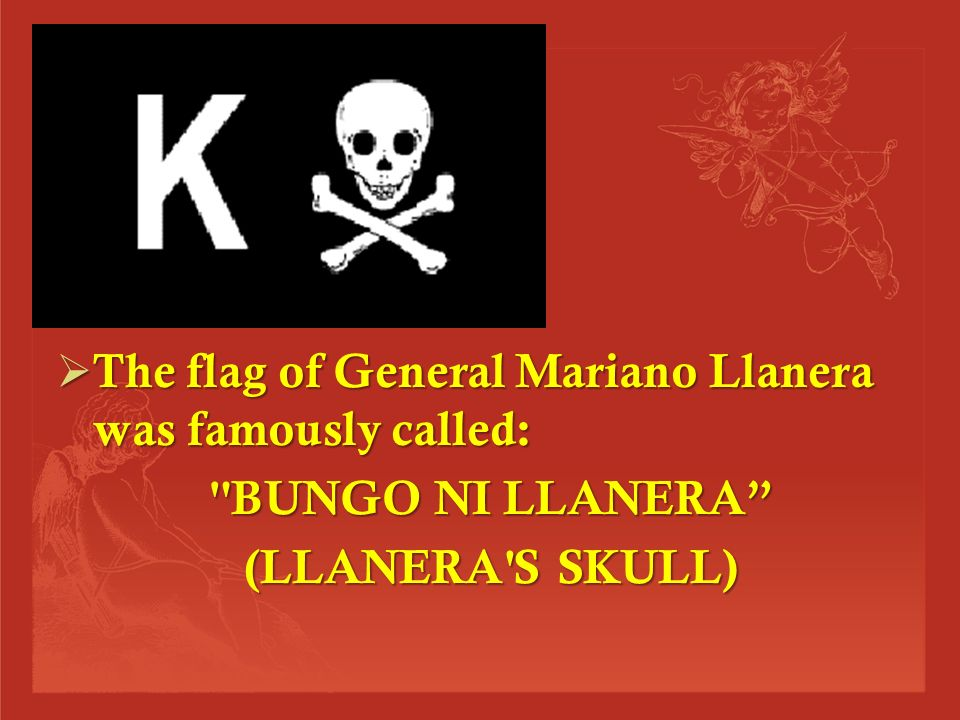  The flag of the Revolutionary Government of Aguinaldo: it had the The Sun of Liberty  Approved on March 17, 1897 in Naic, Cavite