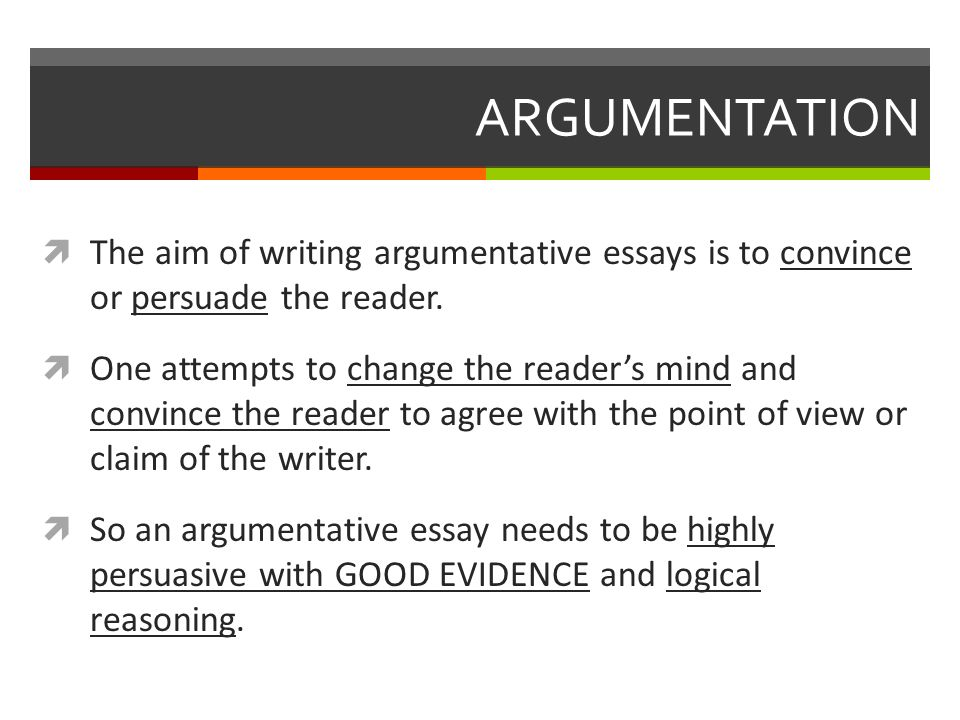 need help writing argumentative essay An argumentative essay states your position on a certain topic and explains why you hold that opinion using evidence let our professionals help you write an impressive essay.