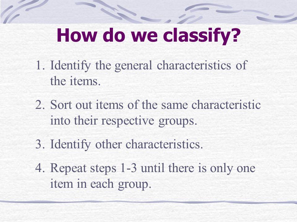 Many items or information. Items or information are not organised.