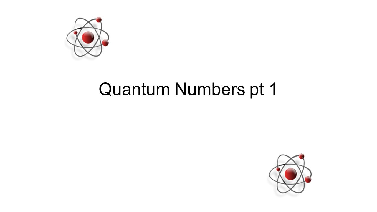 Ppt on the development of the periodic table quantum numbers pt 1 quantum numbers electron address describes location strongof gamestrikefo Images