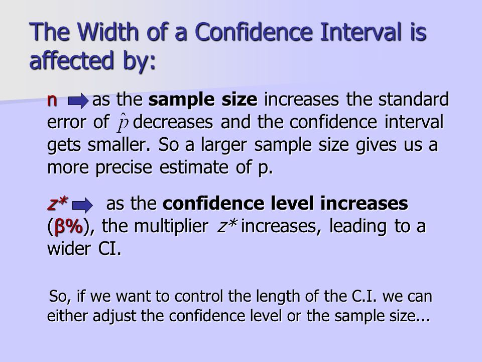 Introduction to Inference: Confidence Intervals and Hypothesis ...