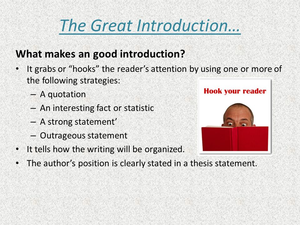 writing an introduction for essay Introductions and conclusions play a special role in the academic essay, and they frequently demand much of your attention as a writer a good introduction should identify your topic, provide essential context, and indicate your particular focus in the essay.