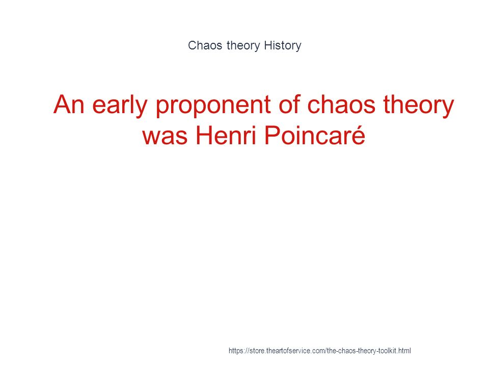 an overview of chaos theory Feminist theory is one of the major contemporary sociological theories  city street demonstrates chaos theory game theory - an overview.