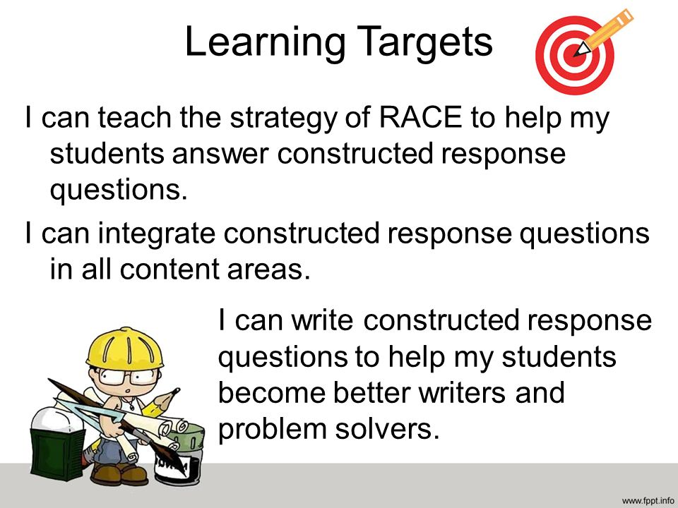 aces strategy for constructed response powerpoints