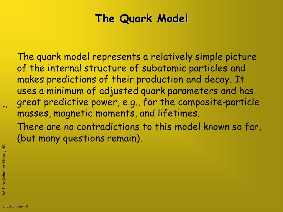 Splitting Quarks? Splitting Strings?