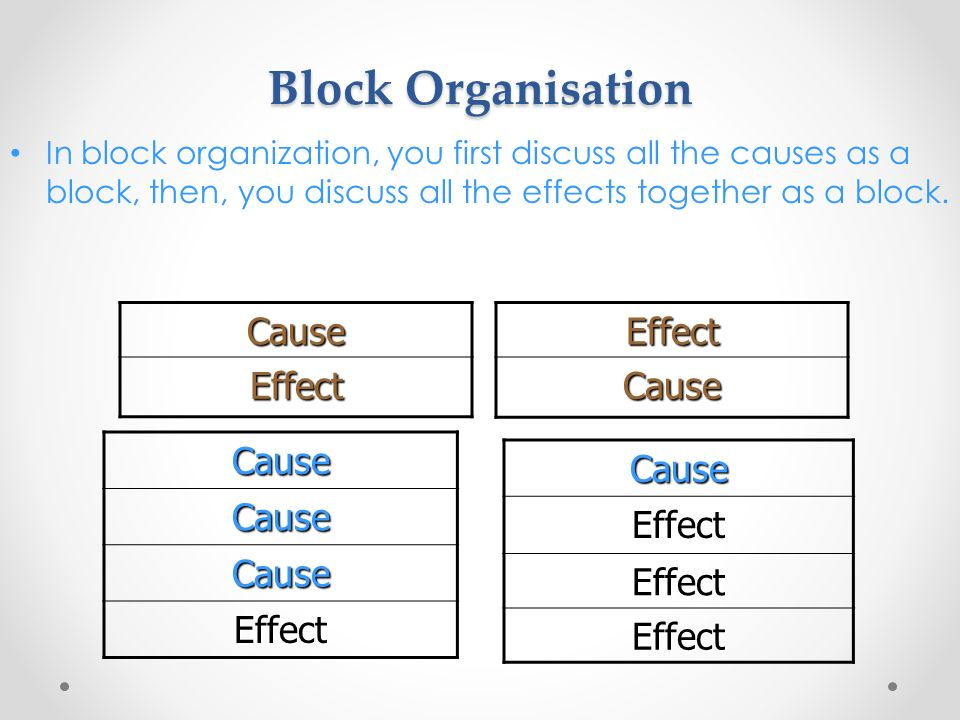 cause effect expository essay introduction the cause effect block chain you can organise a cause effect essay in two main ways