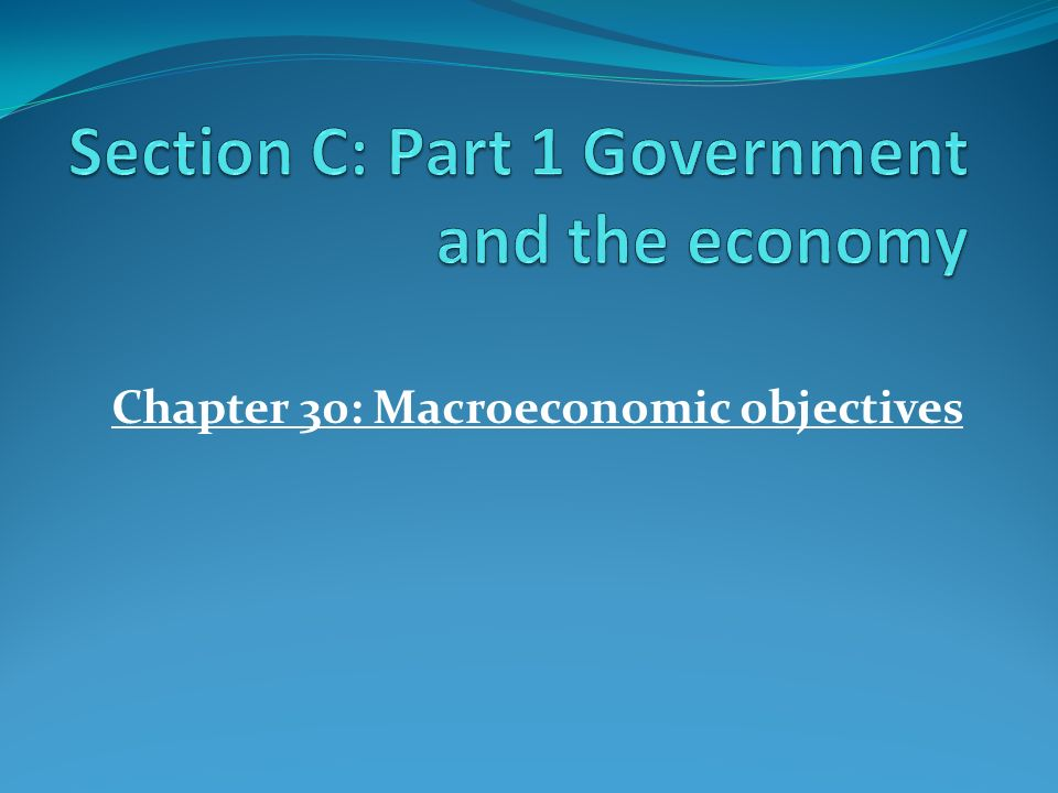 singapore government macroeconomic objectives 5 macro objectives economists usually distinguish five objectives of macroeconomic policy.