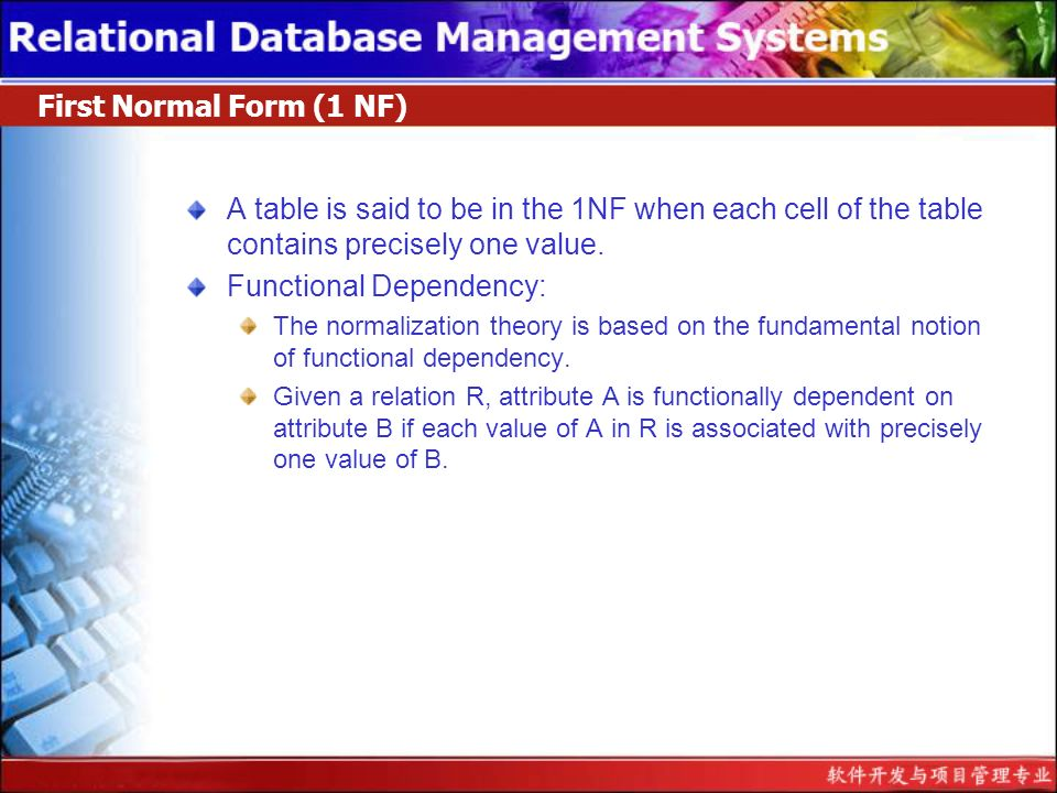 In this session, you will learn to: Describe data redundancy ...