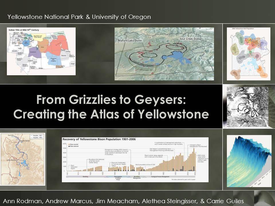 Atlas of Oregon
