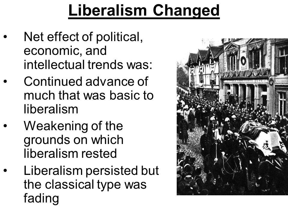 2 Liberalism ...