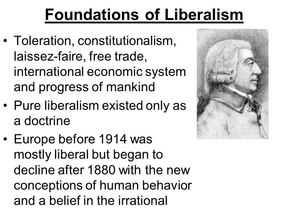 5 Foundations of Liberalism ...