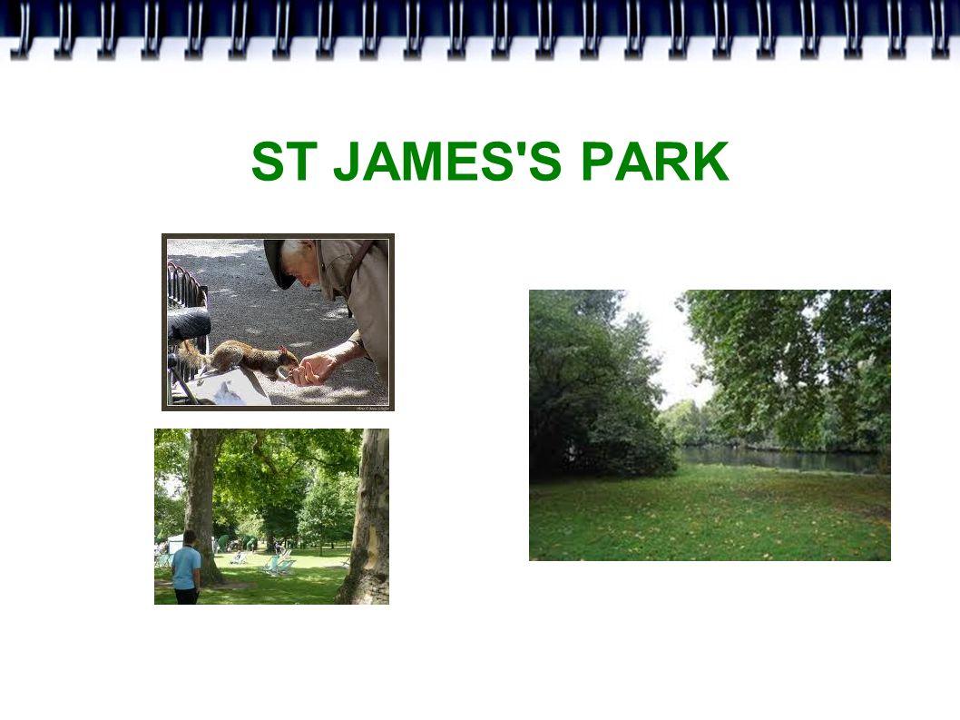 ST JAMES S PARK