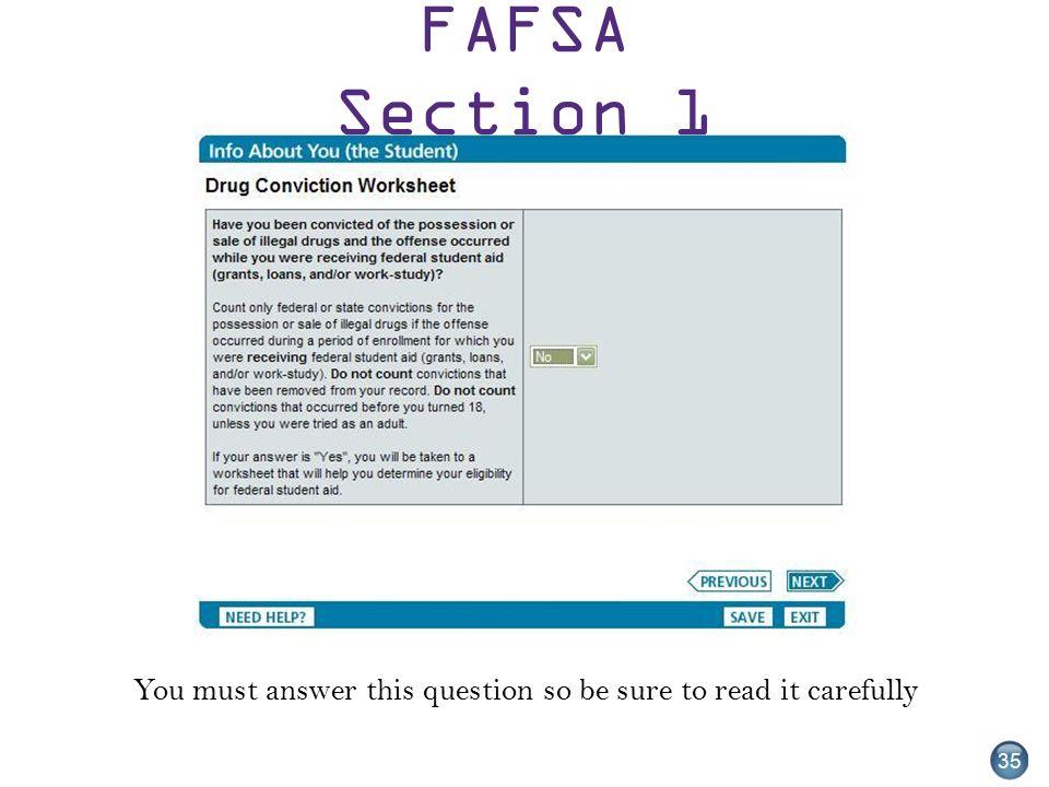 An Overview of the FAFSA Process FAFSA Fundamentals ppt download – Fafsa Worksheet
