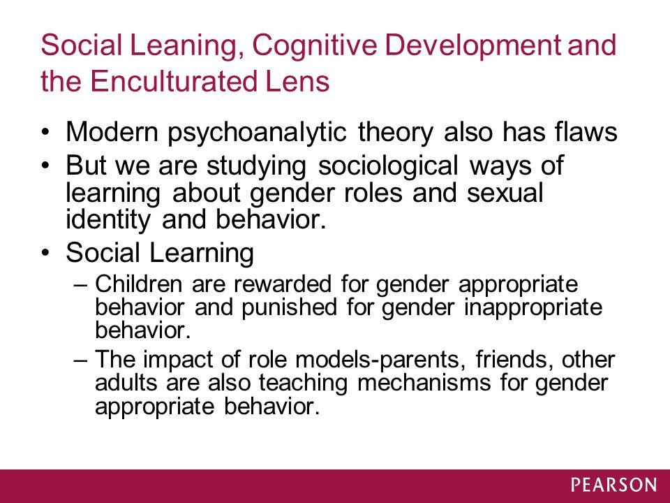 gender roles sociology