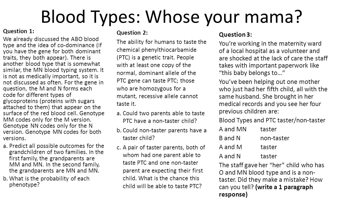 worksheet. Codominance Worksheet Blood Types Answers. Fiercebad ...