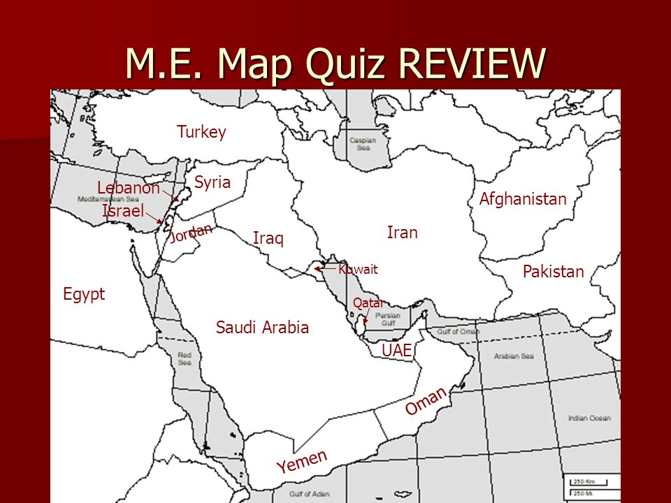 ME Map Quiz REVIEW Turkey Saudi Arabia Egypt Iraq Iran Syria - Jordan map quiz