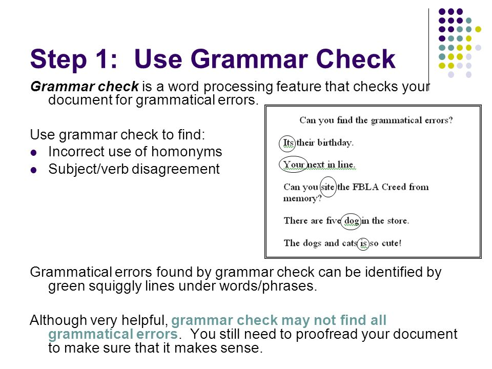 grammar check for essays Click check writing to get feedback on your writing click an underlined spelling error, grammar suggestion, or style suggestion to see more options.