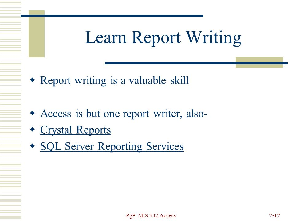 crystal report writing services Saberlogic provides crystal reports support and consulting services technical support and consulting on deployment methods and options.