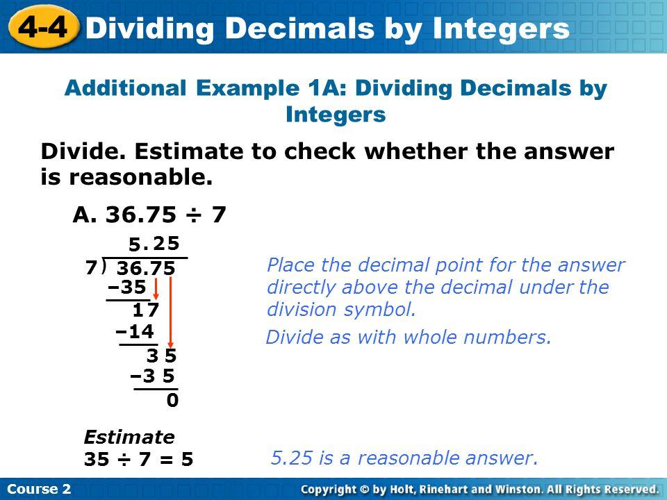 Divide homework