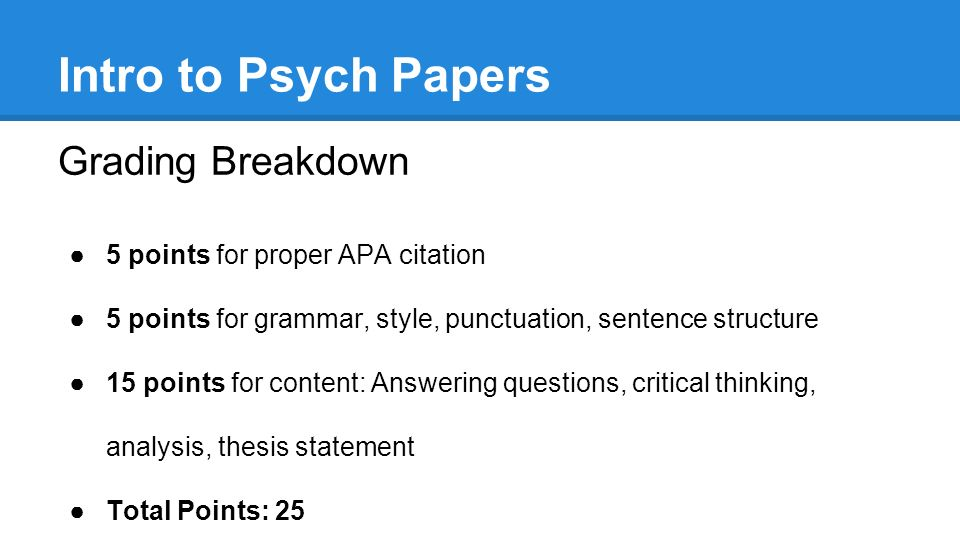 doctoral dissertation in apa style Introduction to apa style in-text citations the title should be italicized and followed by doctoral dissertation or master's thesis in brackets.
