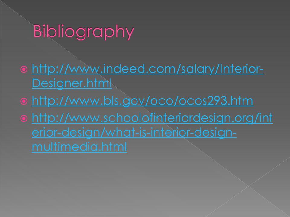 18 Indeed Salary Interior Designer