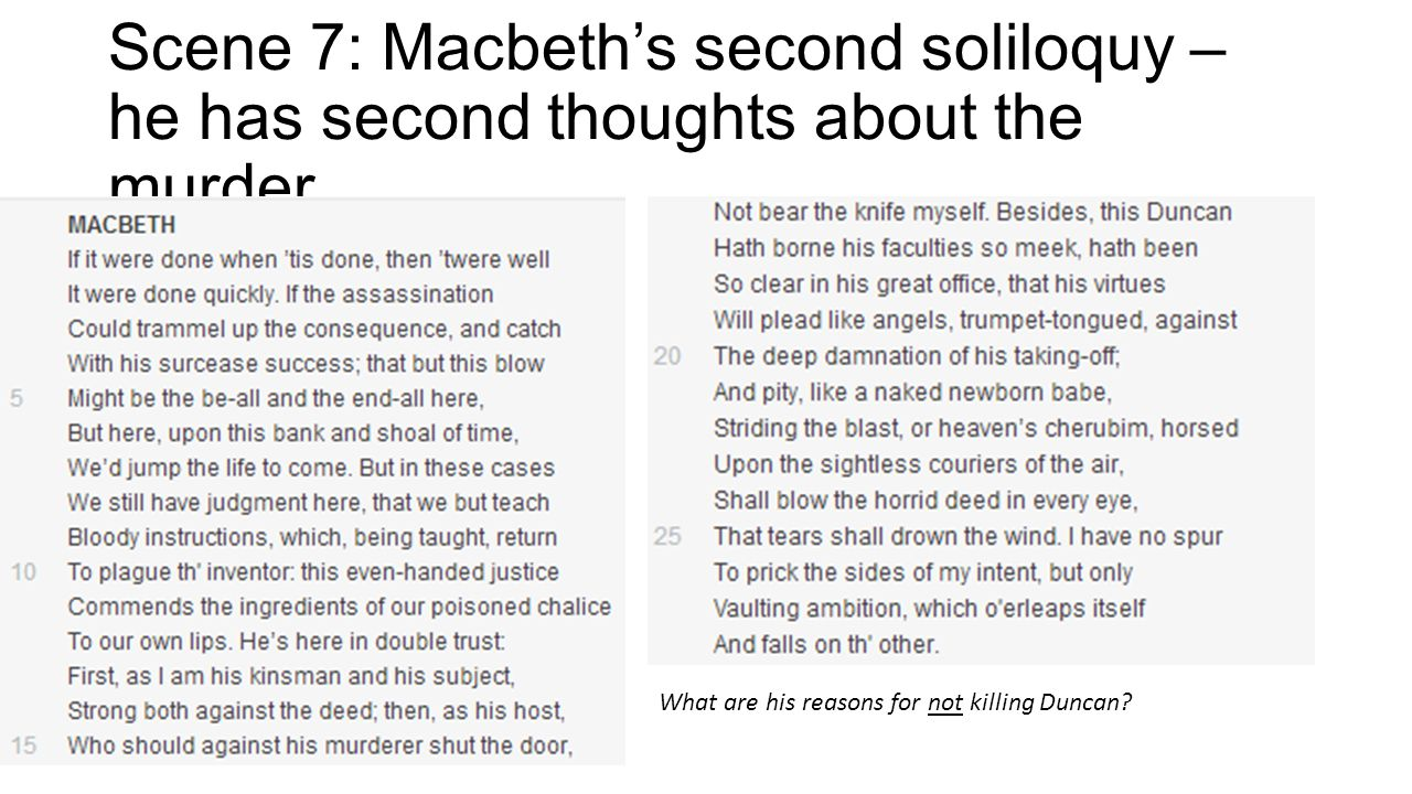 vaulting ambition a flaw of macbeth Essays - largest database of quality sample essays and research papers on macbeth vaulting ambition.