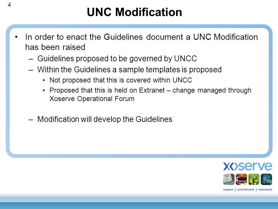 1 unc modification 429 customer settlement error claims process, Presentation templates