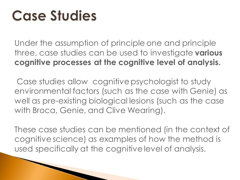 case study evolution psychology essay Case studies require you to think through key issues and test them against theories if you are not up for mental callisthenics of this sort, why not let our writers do your case study for you since 1997, bestessayscom has helped students pass their courses with quality, custom, term papers.