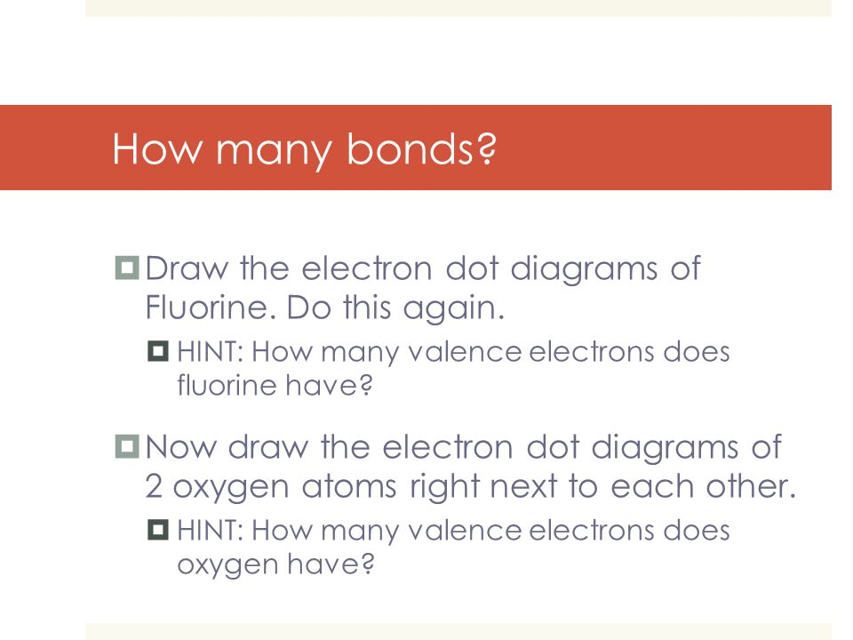 Chapter 5.3 Covalent Bonds Standards: 8.3.b. Students know that ...